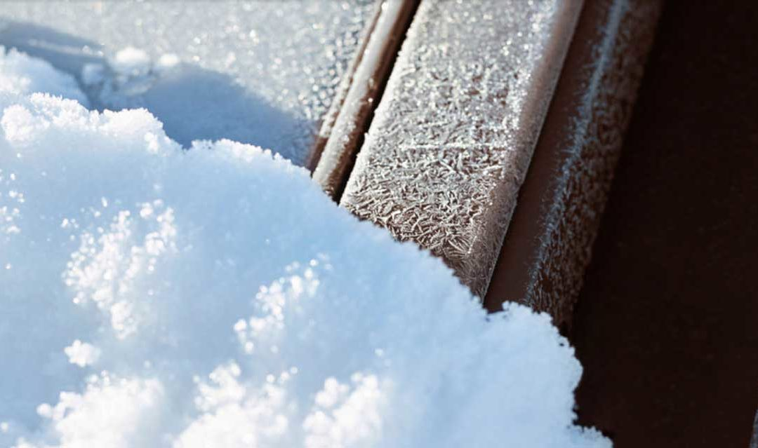 Recomendaciones para la nieve en ventanas de tejado